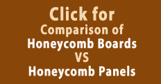 Honeycomb Boards